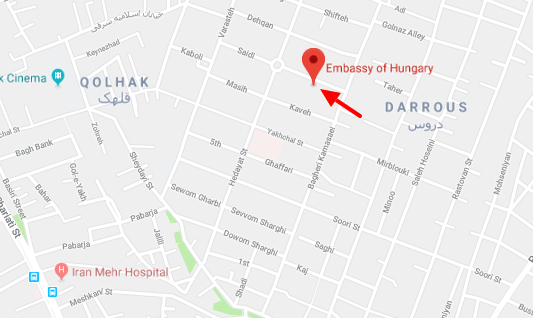 سفارت مجارستان