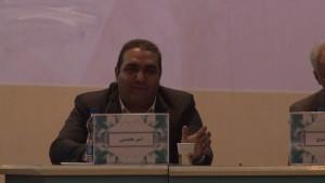 امیر عابدینی ، رییس کانون سراسری نمایندگان شرکت بیمه پارسیان