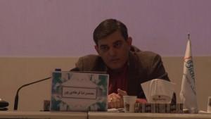 فرهادی پور، معاون آموزش و توسعه شرکت ایران معین