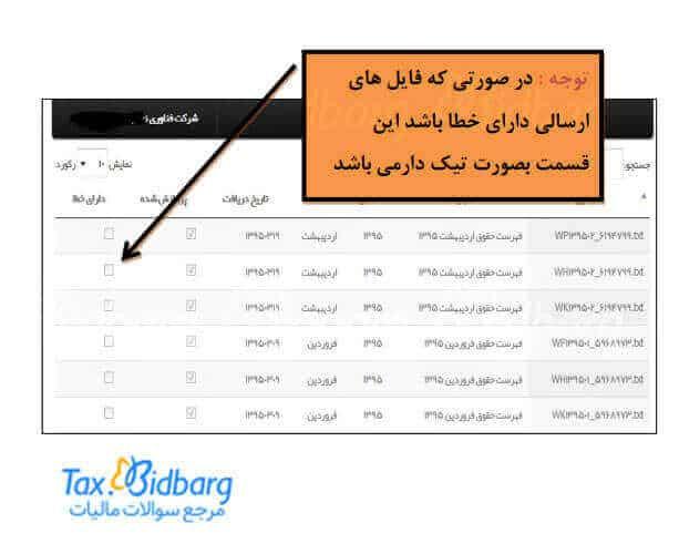 آموزش تصویری مالیات بر حقوق