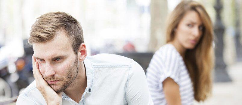 رابطه نامشروع, طلاق
